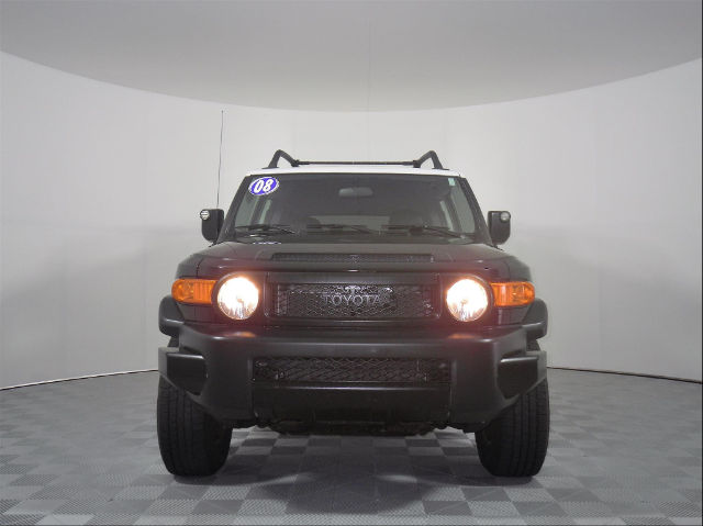 Pre-Owned 2008 Toyota FJ Cruiser  4WD