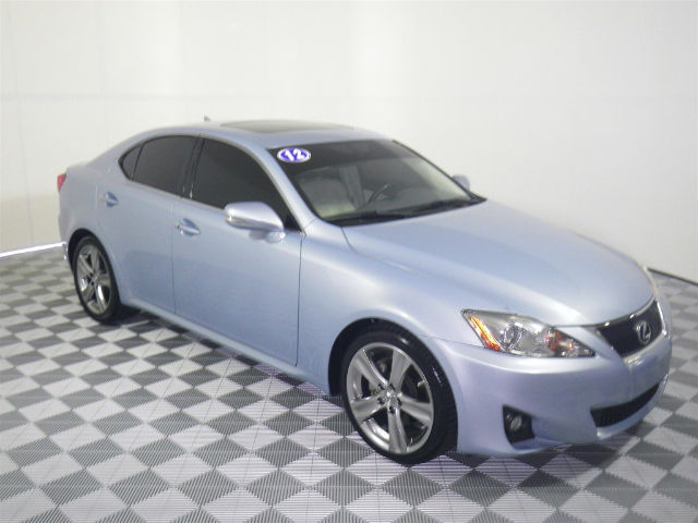 Pre-Owned 2012 Lexus IS 250  RWD Sedan
