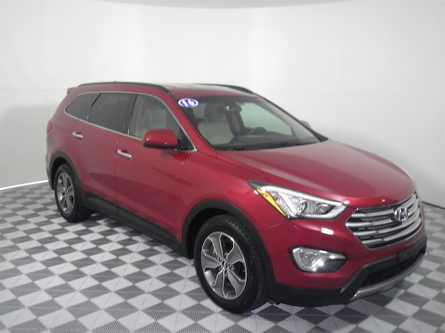 Certified Pre-Owned 2016 Hyundai Santa Fe SE AWD