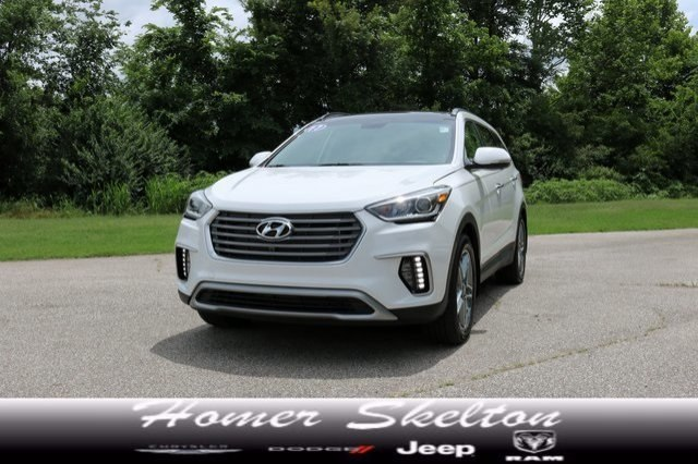 Pre-Owned 2017 Hyundai Santa Fe SE Ultimate FWD SUV