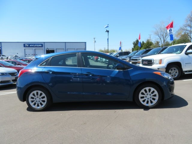Certified Pre-Owned 2016 Hyundai Elantra GT FWD Hatchback