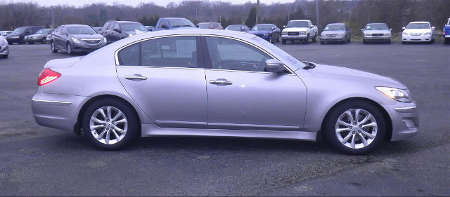 Certified Pre-Owned 2013 Hyundai Genesis 3.8 RWD Sedan