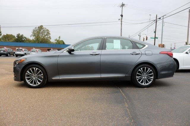 Pre-Owned 2016 Hyundai Genesis 3.8L RWD Sedan