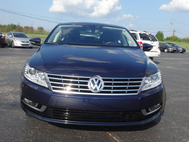 Pre-Owned 2014 Volkswagen CC 2.0T Sport w/PZEV