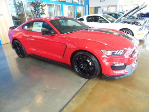 New 2017 Ford Mustang Shelby GT350 RWD 2D Coupe