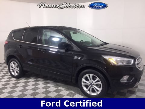 Certified Pre-Owned 2017 Ford Escape SE FWD 4D Sport Utility