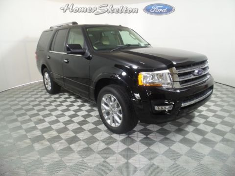 Certified Pre-Owned 2017 Ford Expedition Limited RWD 4D Sport Utility