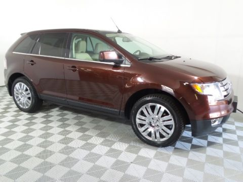 Pre-Owned 2010 Ford Edge Limited FWD 4D Sport Utility