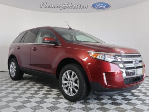 Pre-Owned 2014 Ford Edge Limited FWD 4D Sport Utility