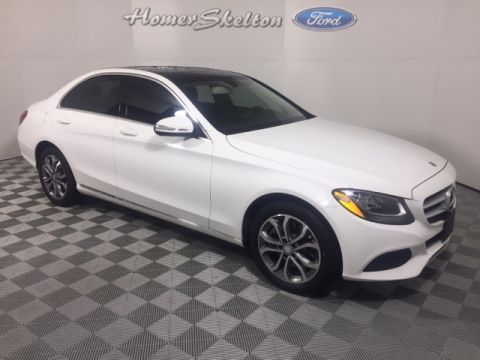 Pre-Owned 2015 Mercedes-Benz C-Class C 300 4MATIC 4D Sedan