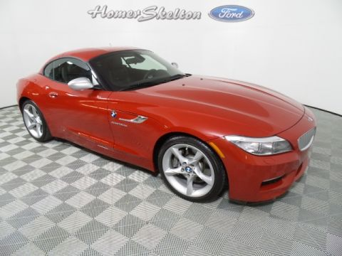 Pre-Owned 2016 BMW Z4 sDrive35is RWD 2D Convertible