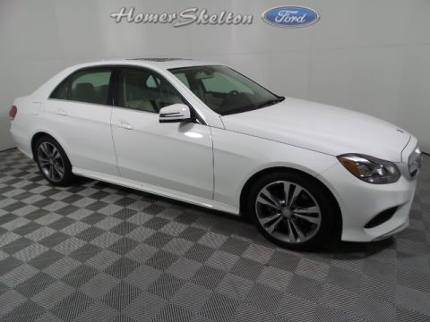 Pre-Owned 2014 Mercedes-Benz E-Class E 350 RWD 4D Sedan